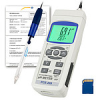 Slurry / Mud pH Meter incl. ISO calibration certificate -- 5856861