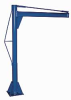 VESTIL Transportable, Multi-Station Jib Cranes -- 7212500