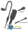 Pryme Radio Products Sonic Medium Duty Lapel Microphone.. -- SPM-3022S