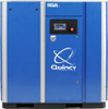Lubricated Rotary Screw Air Compressor -- QGD