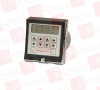ELECTRONIC RESET TIMER/COUNTER, LCD DISPLAY CYCL-FLEX PANEL MTG. 120VAC -- CX412A6