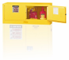 Justrite Piggy Back Flammable Safety Cabinet -- CAB129