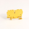 IEC Term Blck 6.1x62x35.7mm Spr Clp -- 1492-L4-Y -Image