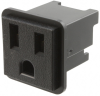 Power Entry Connectors - Inlets, Outlets, Modules -- A113082-ND -Image