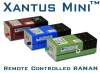 Advanced Remote Controlled Raman Spectrometer -- Xantus Mini