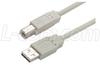 Premium USB Cable Type A - B Cable, 4.0m -- CSMUAB-4M