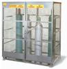 Aluminum Cylinder Storage Cabinet -- CAB252