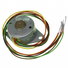 12 VDC stepper motor from Digi-Key