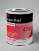 3M™ Scotch-Weld™ Industrial Adhesive 4799 Black, 1 Gallon, 4 per case -- 62479975302