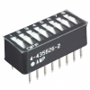 DIP Switches -- 4-435626-2-ND - Image