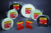 3M 4056 Black Foam Mounting Tape - 1 in Width x 36 yd Length - 1/16 in Thick - 14558 -- 021200-14558 -- View Larger Image