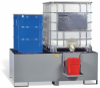 Steel IBC Spill Containment Unit -- PAK967