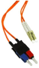 Cables To Go 33154 Multimode Fiber Patch Cable - Multimode, -- 33154