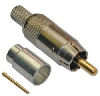 ADC 75Ohm RCA Connector Fits Bel1505a -- ADCCRCA01
