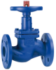 Flanged End Bellows-type Globe Valve -- BOA-H  (JL1040) - Image