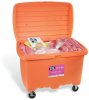 PIG HazMat Spill Kit in High-Visibility Storage Chest -- KIT379