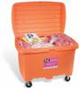 PIG HazMat Spill Kit in High-Visibility Storage Chest -- KIT379 -Image
