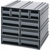 Interlocking Storage Cabinets (QIC Series) - Cabinets - QIC-4163