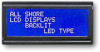 LCD Character Module -- ASI-161B - Image