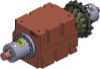 2 – 18 GHz Wideband GaN SSPA -- QPB0218 -Image
