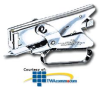 Arrow Fastener Co. Plier Stapler with Spear Point -- P35S