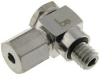 """1/8"""" OD Tubing Compression Fitting,L,1/4-20 thread -- MCBL181-1420 -- View Larger Image"""
