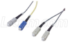 Dual ST- Dual SC Mode Conditioning Cable, 1.0m -- MCST-SC-01