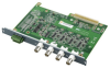 10 MS/s, 12bit, Simultaneous 4-ch Analog input PCI-104 -- ECU-P1702 - Image