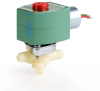 Direct Acting Plastic Body Solenoid Valves -- Series 260 - Image