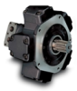 MR TYPE RADIAL PISTON MOTORS