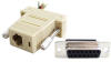 15 Pin Female RJ11/12 D-Sub Modular Adapter -- 85-229