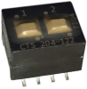 DIP Switches -- 204-122LPST-ND - Image