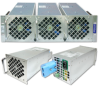 4.5kW Rugged, Industrial Quality Rack-mount AC/DC Power System with 1.5kW Modules -- PFC 4K5-CR3U/19-3 -Image