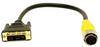 QUICK-CONNECT DVI DIGITAL PIGTAIL 6FT -- QC03-DVID-06 -Image