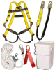 3M(TM) Roofing Kit 20058, Fall Protection Safety Equipment in a Bucket 1ea/cs -- 078371-00086