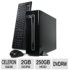 SYX NOS-H61 SFF Desktop PC - Intel® Celeron® Process -- SYX-5011