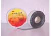 3M Scotch 2220 Gray Conductive Tape - 3/4 in Width x 15 ft Length - 0.76 mm Thick - Electrically Conductive - 50428 -- 054007-50428