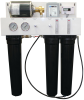 Compact, wall-mounted RO Systems Three models for flow rates to 1200 US GPD -- Reverse Osmosis R13 Series - Image