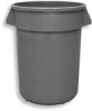 Huskee Gray Plastic Container - 32 Gallons -- COM-2632G