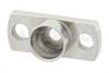 SMP Male Limited Detent Shroud 2 Hole Flange Mount 0.282 Inch Hole Spacing -- PE44951 -Image