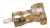 HFCD17439M - High-flow coupling body, polysulfone, 1/4