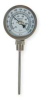Thermometer,Dial Size 3 In,0 to 250 F -- 1NFZ4
