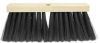 Floor Brush, 16 In, Black -- 6YTD0