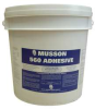 Stair Tread Adhesive,Permanent -- 8NAA2
