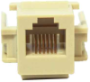 RJ11/ RJ12 110 Type 90 Tooless Keystone Jack -- 68JK-6602
