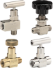 100 Series Mini Needle Valve -- 101 - Image