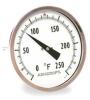Thermometer,Dial Size 2 In,-20 to 120 F -- 1NFW8 - Image