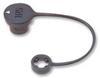 PLUG DUST CAP, PLASTIC -- 58M7152