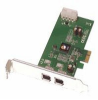 SIIG FireWire 2-Port PCIe DV - FireWire adapter - PCI Expres -- NN-E20112-S2