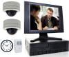 2-Room Hybrid Interview System. Covert Cameras